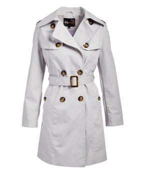 3c03d901eaae0 ... Black Jasmine Sheer Trench Coat - Women. shop now. only 4 left