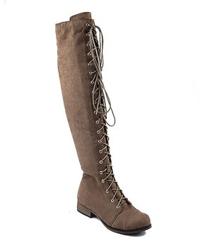 5715a75506110 Women's Casual Boots - Wide-Calf, Ankle, Over-the-Knee & More   Zulily
