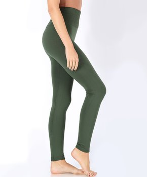 59f2c596d5114 Fleece-Lined Leggings - Comfy Must-Haves for Women & Kids | Zulily