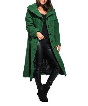bc342e2c6cc7d ... Wool-Blend Coat - Women. shop now. only 3 left