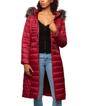 27bd86aba74cf ... Hooded Puffer Coat - Women   Plus. shop now. only 1 left