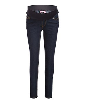 ca66cbbb0436e Times 2 | Rinse Under-Belly Maternity Skinny Jeans - Plus