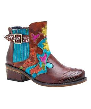 88f7de796 brown ankle boots