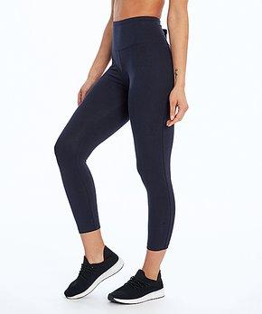 d48e3f74944a2 Bally Total Fitness | Midnight Blue 22'' High-Waist Tummy Control Leg…