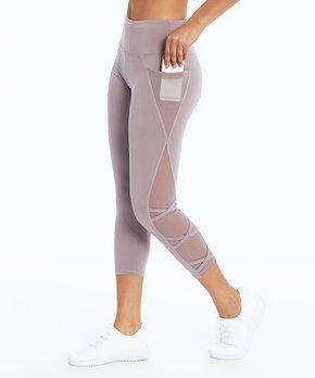 b2e250564012d Balance Collection | Quail Pocket High-Waist Candace Crop Legging - W…