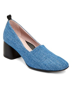6d6b57d8d9 Taryn Rose | Denim Ciana Pump - Women