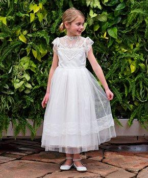 8b93c80de300 Toddler Lace Dresses - Cute   Colorful Lace Dresses for Babies
