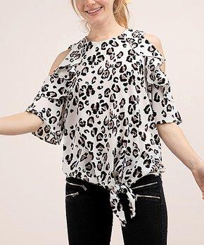 fdc412a1b2d47 ... Cold-Shoulder Top - Women. shop now. only 2 left