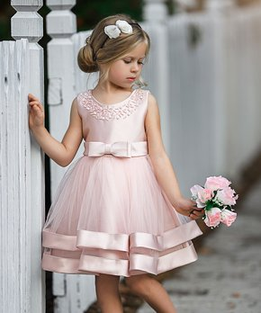 b4bdbcecc Girls' Special Occasion Dresses at Up to 70% Off | Zulily