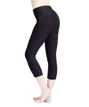 a26d250e33f2c VOGO | Plum Cropped Leggings - Women