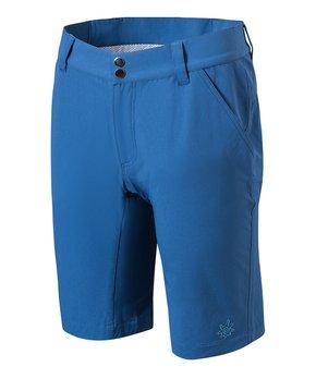 11d17cef67 UV Skinz | Washed Navy Pocket Travel Shorts - Women