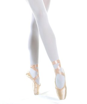 bba144b6973ec Angelina | White Professional Ballet Six-Pair Tights Set - Kids