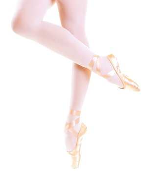 a6dee82799970 Angelina | Pink Six-Pack Footed Ballet Tights Set - Kids