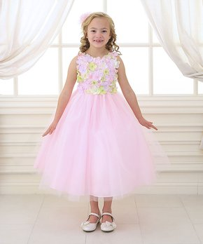 088e52457738 Girls' Special Occasion Dresses at Up to 70% Off | Zulily
