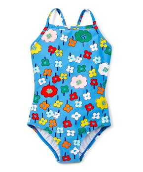 76cfd02b22e Discover Sky Sunblock One-Piece Swimsuit - Toddler   Girls