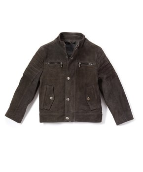 4934421d8 Boys' Leather Jackets for up to 70% Off | Zulily