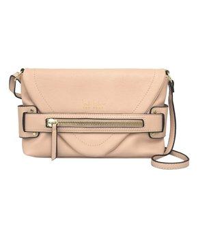 7b71dd4a564b Nicole Miller New York   Slipper Pink Laura Crossbody Bag