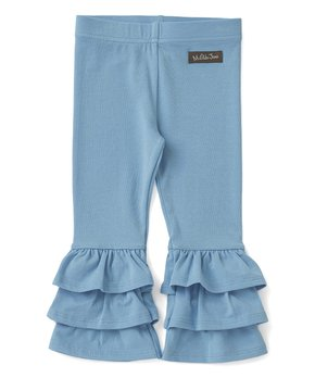 f8c72d5d71d0e Matilda Jane Clothing | Baby Blue Bennys Leggings - Newborn & Infant