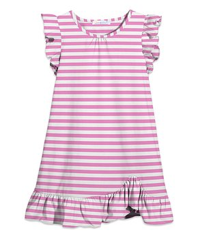 db2b2cb1c brown black stripe matilda dress 52686 4061388.html