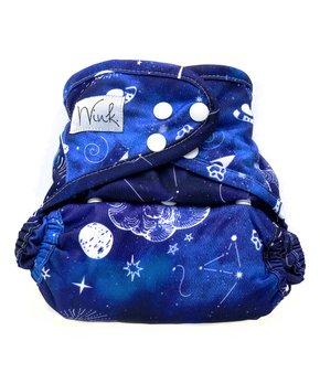 98ca6d5593 Wink Diapers | Blue & Black Celeste Swim Diaper