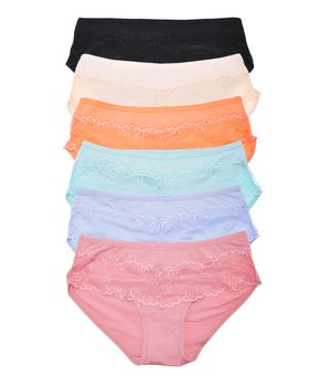 f6686c238fe41 6-   12-Pack Panties  S-4X
