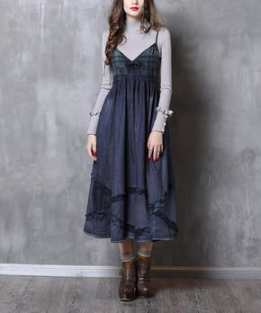 0040bc0deef denim dresses