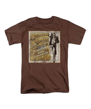 cb7a7e8cb9 Steven Tyler Coffee 'Somebody From Somewhere' Tee - Men