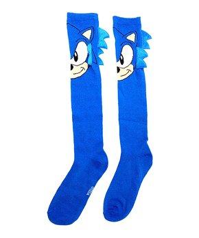 58813f0d0 Sonic the Hedgehog Knee-High Socks - Women