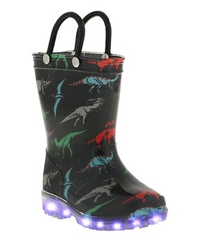 7fb316a78437d Boys' Rain Boots - Save up to 70% on Rain Boots for Kids | Zulily