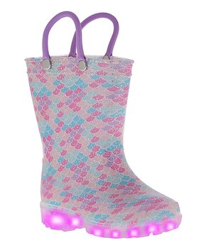 ef047c80a Girls  Rain Boots - Colorful and Patterned Rain Boots for Kids
