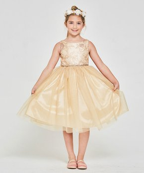 3f76c592bde9 Girls  Special Occasion Dresses at Up to 70% Off