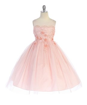 82218024c Girls  Special Occasion Dresses at Up to 70% Off