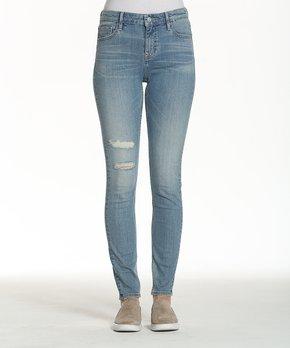 b788bb97b8aa0 Vigoss | Light Wash Marley Super Skinny Jeans - Women & Plus