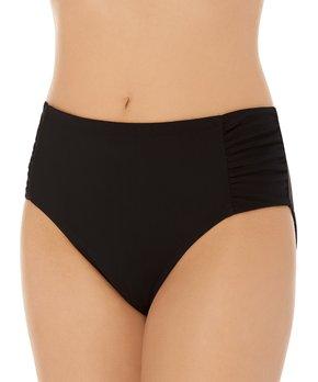 86a902ad601 Christina Swim | Black High-Waist Bikini - Women