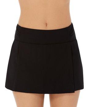 d7091691e1 Christina Swim   Black Skirted Bikini - Women