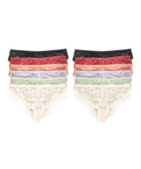 3c9fe013eeb7 Mamia | Beige & Black Lace Bikini Set - Women