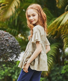 207d4be22f8 Girls' Tunics - Save Up to 70% On Cute Tunics for Girls | Zulily