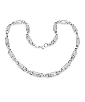 e42613b368d4fb Steel Time | Stainless Steel Link Chain Necklace