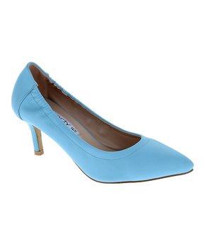 ec7a93ad166 ... Leather Kitten Heel - Women. shop now. only 6 left