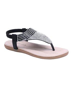 ac118b1d5744 rhinestone sandals