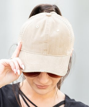 075869f4d Ball Caps for Sunny Days | Zulily