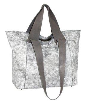 9b0fca107 Nino Bossi Handbags | White Lynnette Leather Tote