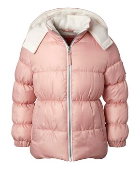b245df6094f Girls' Puffer Coats & Jackets at Up to 70% Off | Zulily