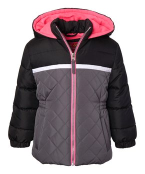 2fb14078e Girls' Puffer Coats & Jackets at Up to 70% Off | Zulily