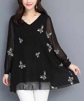 83f94765bdc women's plus size tunics | Zulily