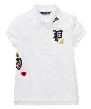 4c3b725e6 only 1 left. Polo Ralph Lauren | White Logo Stretch Mesh ...