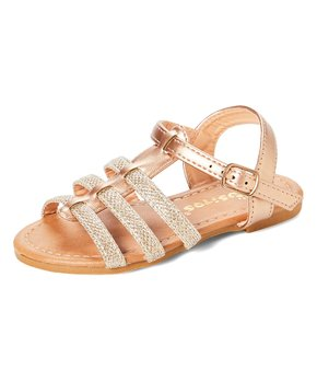 d1153fb7a4ac gold gladiator sandal 75191 8528038.html | Zulily