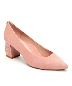 166ed57f0a Taryn Rose | Dusty Rose Marigold Suede Pump - Women