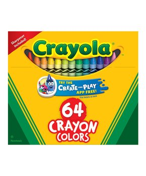 Create It Yourself With Crayola | Zulily