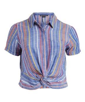 5ced85b02 denim shirt | Zulily